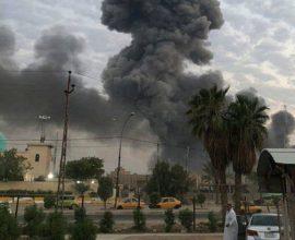Ιράκ: Δύο επιθέσεις με ρουκέτες κατά αμερικανικών δυνάμεων στη Βαγδάτη