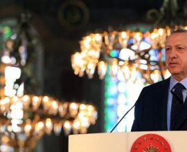 Συνεδρίαση… εξπρές του τουρκικού δικαστηρίου για την Αγία Σοφία – Το «μπαλάκι» στον Ερντογάν