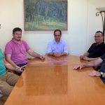 Συνάντηση με τους συνδικαλιστές αστυνομικούς είχε ο Δήμαρχος Καρδίτσας
