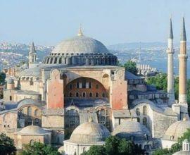 Προκαλεί ο Αντιπρόεδρος του AKP: «Περιμένουμε να προσευχηθούμε πριν της 15 Ιουλίου στην Αγιά Σοφιά»