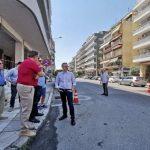 Συνεχίζεται με εντατικούς ρυθμούς το πρόγραμμα ασφαλτοστρώσεων του Δήμου Θεσσαλονίκης