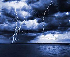 Έκτακτο δελτίο καιρού – Έρχονται καταιγίδες και χαλάζι