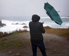 Αλλάζει ο καιρός: Έρχονται έντονα καιρικά φαινόμενα