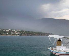 Βροχές, καταιγίδες και χαλάζι – Πού θα «χτυπήσουν» τα ισχυρά φαινόμενα