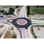 Περιφέρεια Θεσσαλίας: Έτοιμος ο κυκλικός κόμβος στην είσοδο των Φαρσάλων