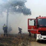 Πυρκαγιά στην Κάτω Αχαϊά