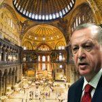 Στο… κόσμο του ο Σουλτάνος: «Η Αγία Σοφία είναι εσωτερικό ζήτημα της Τουρκίας»