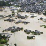 Ιαπωνία: Πρωτοφανείς καταρρακτώδεις βροχές στη νήσο Κιούσου – 13 αγνοούμενοι