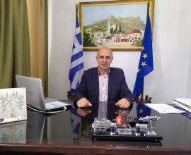 Ο Δήμαρχος Λέρου υπέγραψε το κείμενο Αρχών των «Φίλων της Αγίας Σοφίας»