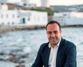 Διάβημα στην ΚΕΔΕ για τους ταχυδρόμους στα νησιά έκανε ο Δήμαρχος Μυκόνου