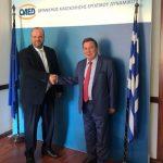 Μνημόνιο Συνεργασίας Δήμου Ασπροπύργου – ΟΑΕΔ για την απασχόληση ανέργων