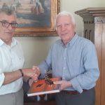 Περιφέρεια Β. Αιγαίου: Συνάντηση Μουτζούρη με Γαληνό
