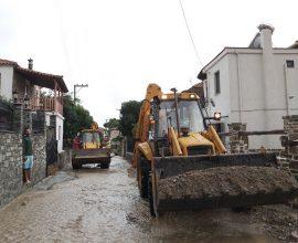 Υποβολή αιτήσεων για τις καταστροφές που υπέστησαν κτίρια στο Δήμο Σιθωνίας από τις πλημμύρες
