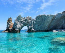 Η άπνοια ζέστανε το Αιγαίο – Πόσους βαθμούς έφτασε η θερμοκρασία της επιφάνειας της θάλασσας