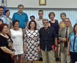 Ρ. Κράτσα – Τσαγκαροπούλου σε Επτανήσιους στην Πάτρα: «Θα σας κάνουμε υπερήφανους για τα νησιά μας»