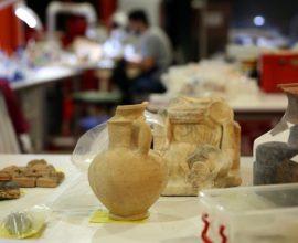 Πειραιάς: Πλούσια αρχαιολογικά ευρήματα από την επέκταση του μετρό