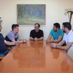 Η νέα διοίκηση του Υπεραστικού ΚΤΕΛ συναντήθηκε με τον Δήμαρχο Καρδίτσας