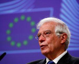 Μπορέλ για ευρωτουρκικές σχέσεις και τις απειλές Τσαβούσογλου: «Η κατάσταση δεν είναι ιδανική…»