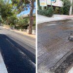 Δήμος Αγίας Παρασκευής: Ξεκίνησε η ασφαλτόστρωση της Αιγαίου Πελάγους