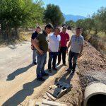 Επισκέψεις του Δημάρχου Μεσσήνης σε έργα του Δήμου