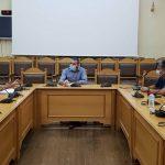 Περιφέρεια Κρήτης: Συνάντηση Αντιπεριφερειάρχη Πρωτογενή τομέα με διοίκηση Ενιαίου Αγροτικού Συλλόγου Ιεράπετρας