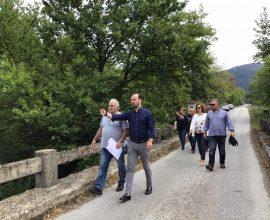 Κατασκευή νέας σύγχρονης γέφυρας στη θέση «Μπαλάνου» του Δήμου Μουζακίου