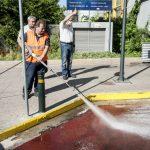 Αμπατζόγλου: «Με νέα μέσα εξελίσσουμε το επίπεδο της καθαριότητας στην πόλη μας»