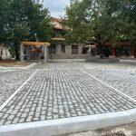 Δήμος Μακρακώμης: Στολίδι η πλατεία Μακρακώμης μετά από σημαντικές παρεμβάσεις