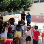 Καλαφατέλης: «Το χαμόγελο στα πρόσωπα των παιδιών είναι η μεγαλύτερη επιβράβευση για εμάς»