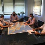 Σύσκεψη της Ομάδας Διαχείρισης του κορονοϊού στην Περιφέρεια Στερεάς Ελλάδας