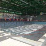 Καθαρισμός της κολυμβητικής δεξαμενής του Δημοτικού Κολυμβητήριου Βύρωνα
