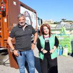 Με νέα υπερσύγχρονα μέσα για την ανακύκλωση ενισχύθηκε ο Δήμος Νέας Ιωνίας από την Περιφέρεια Αττικής