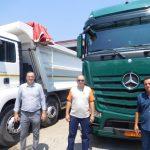 Νέα χωματουργικά μηχανήματα του Δήμου Τυρνάβου στην υπηρεσία των πολιτών
