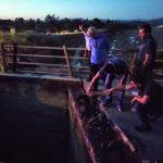 Στη κυκλοφορία ξανά η γέφυρα Βασιλικού – Εκτάκτως δωρεάν δρομολόγια στην πορθμειακή γραμμή Ερέτρια – Ωρωπός