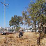 Δήμος Πειραιά: Εργασίες καθαρισμού στο λιμανάκι κάτω από την πλατεία Αλεξάνδρας