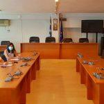 Επαφές Διοίκησης Δήμου Λαγκαδά με IΓΜΕ