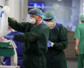 ΗΠΑ: 532 νέοι θάνατοι και πάνω από 46.000 νέα κρούσματα κορονοϊού