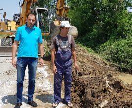 Συνεχίζονται οι αντιπλημμυρικές παρεμβάσεις από την Περιφέρεια Θεσσαλίας – Π.Ε. Καρδίτσας