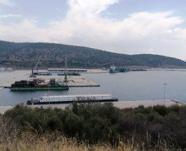 ΠΔΕ: Επίσκεψη του Αντιπεριφερειάρχη Φ. Ζαΐμη στο Λιμάνι Αστακού
