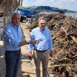 Δήμος Ωρωπού: Ξεκίνησαν οι εργασίες καθαρισμού του παραλιακού μετώπου