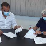 Προγραμματική σύμβαση για την ανακατασκευή της Γέφυρας στην Καλογριά και τις προσβάσεις προς τις Ιερές Μονές της Δυτικής Αχαΐας