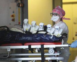 Κορονοϊός: Πέντε νεκροί σε λίγες ώρες στην Ελλάδα – Στα 221 τα θύματα