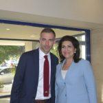 Ρόδη Κράτσα: «Στηρίζουμε την πρωτογενή παραγωγή και τα τοπικά προϊόντα»