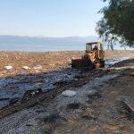 Έκτακτος επίγειος ψεκασμός κουνουπιών στις πλημμυρισμένες εκτάσεις του Δήμου Ωρωπού