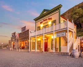 Πωλείται… πόλη στη Νέα Ζηλανδία έναντι 7,5 εκατομμυρίων δολαρίων