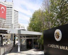 Θρασύτατη απάντηση τουρκικού ΥΠΕΞ στην Ε.Ε. μετά το γερμανικό βέτο: «Το κάλεσμα δεν πρέπει να απευθύνεται σε εμάς»