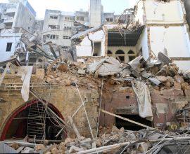 Βηρυτός: 300.000 άστεγοι από τις πανίσχυρες εκρήξεις