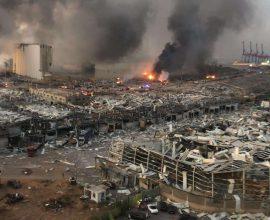 Δήλωση «βόμβα» από τον πρόεδρο του Λιβάνου: «Πιθανότητα εξωτερικής ανάμειξης με ρουκέτα, βόμβα ή άλλη ενέργεια»