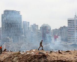 Λίβανος: Στους 154 ανήλθε ο αριθμός των νεκρών από την έκρηξη