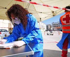 Ρεκόρ κρουσμάτων στην Ελλάδα -262  κρούσματα σε 24 ώρες